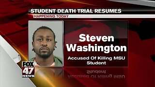 Closing arguments in trial for Washington