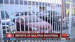6 people killed in multiple shootings in East Bakersfield - Video