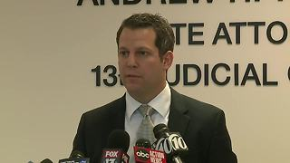 State Attorney Warren announces indictment in Seminole Heights case - Video