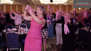 The Pink Glove Dance - Inspiring Millions Of Breast Cancer Survivors