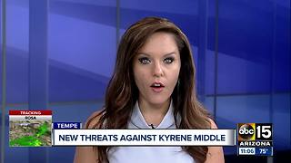 New threat made against Kyrene Middle School