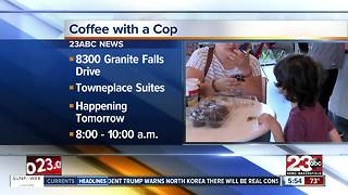 Local Events with law enforcement