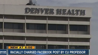 Doctor, CU professor Michelle Herren under fire for racially-charged Facebook post - Video