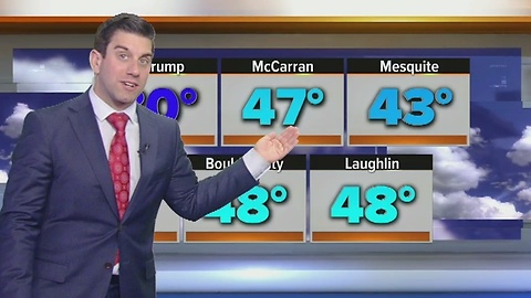 13 First Alert Weather for Tuesday morning