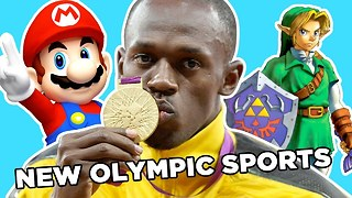 Will Gaming Become An Olympic Sport? |  10 Amazing News Stories You Missed This Week - Video