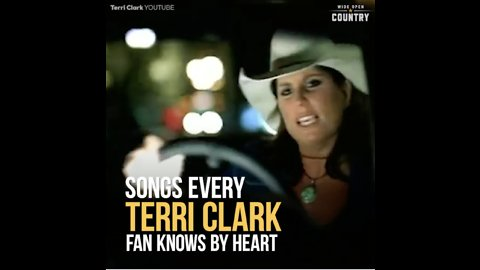 Songs Every Terri Clark Fan Knows By Heart