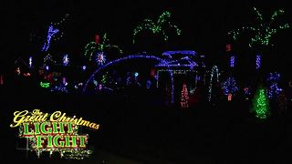 Riverview family to be featured on ABC's Great Christmas Light Fight - Video
