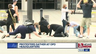 Protests held Saturday in Omaha