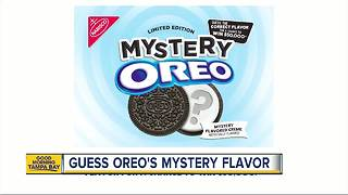Oreo will give you $50K if you can guess its new 'mystery' flavor - Video