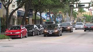 Meters along Atlantic Avenue? - Video
