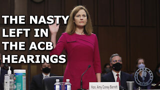Amy Coney Barrett Hearing -- Pags Reaction