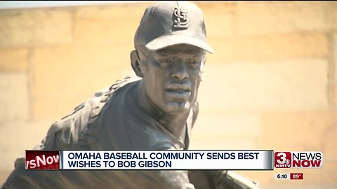 Stormchasers send best wishes to Bob Gibson