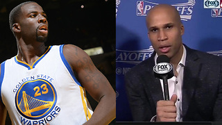 Richard Jefferson Says Draymond Green Needs to Mind His Own Damn Business - Video