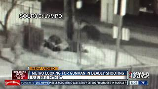 Homeless man shot and killed while sleeping - Video