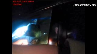 Fatal body camera footage from Napa County Sheriff Department