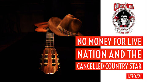 CMS | No Money for Live Nation and the Cancelled Country Star