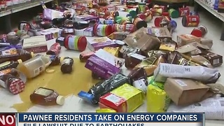 Pawnee Residents Take On Energy Companies - Video