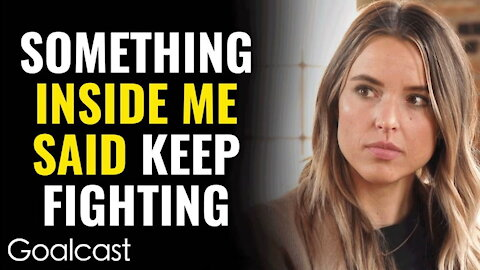 Watch Woman Fights Home Intruder After Calling 911 Four Times | Bre Lasley | Goalcast
