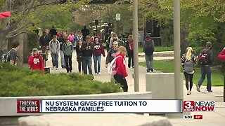 NU System Gives Free Tuition to NE Families