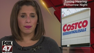Zoning hearing in East Lansing tonight - Video