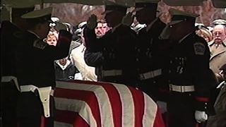 From The Vault: Slain Cincinnati police officer Daniel Pope is laid to rest - Video