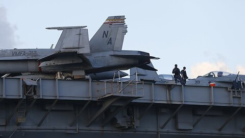All 5,000 Crew On USS Theodore Roosevelt To Be Tested For COVID-19