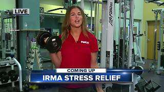 IRMA STRESS RELIEF - Video