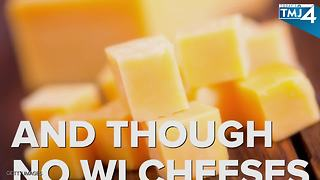Wisconsin wins big at World Cheese Championships