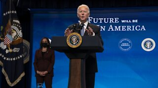 President Biden Boosts U.S. Products In Government Contracts