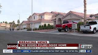 Two bodies found inside home - Video