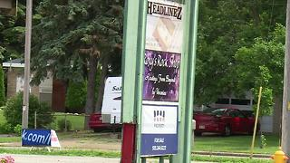 Ashwaubenon Stabbing - Video