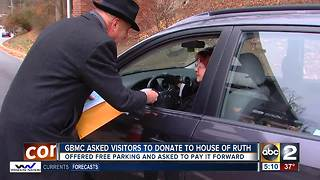 GBMC collects more than $4,000 for House of Ruth - Video