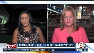 Team coverage: Deputy Chief James Waters procession and funeral