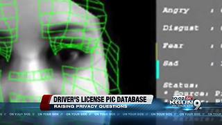 Use of database of driver's license photos raises questions - Video