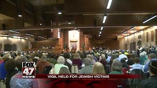 Local synagogue to hold prayer vigil for PA shooting victims