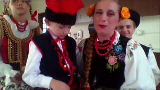 A celebration of Polish culture - Polish folk dances