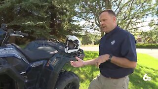 Boise County deputies urge ATV and UTV users to ride safely after rollover crashes