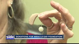 Miracle-Ear Foundation gives Treasure Valley woman free hearing aids - Video