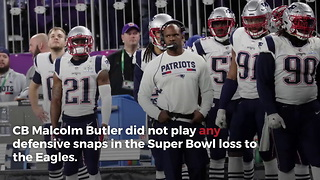 Devin McCourty Said Entire Team Knew Malcolm Butler Was Going To Be Benched For Super Bowl - Video