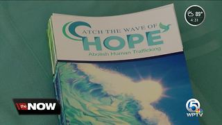 Catch the Wave of Hope helping human trafficking victims - Video