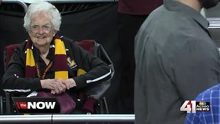 Sister Jean's fame surprises as much as team's success