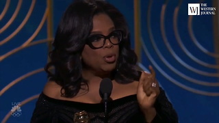 Ben Shapiro Calls Out Inaccurate Statement in Oprah's Golden Globes Speech Condemning Sexual Predators - Video