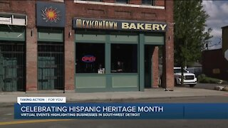 Virtual events to highlight Southwest Detroit organizations during National Hispanic Heritage Month