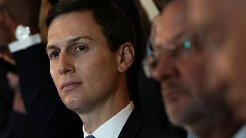 Mueller Reportedly Looking Into Kushner's Non-Russian Foreign Contacts