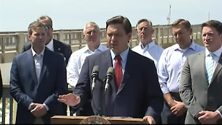 Gov. Ron DeSantis addresses election reform bill
