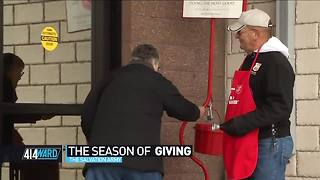 414ward: Salvation Army helps around the holidays with Red Kettle campaign - Video