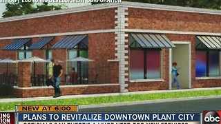 Downtown Plant City could soon see new development - Video