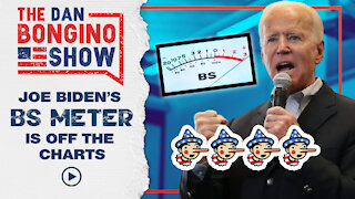 Joe Biden's Bs Meter Is Off The Charts