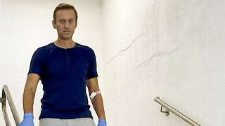 Alexei Navalny Discharged From Berlin Hospital