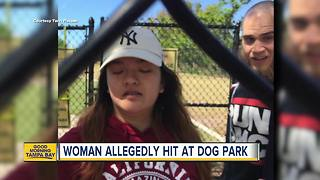 Grandma allegedly attacked at Tampa dog park - Video